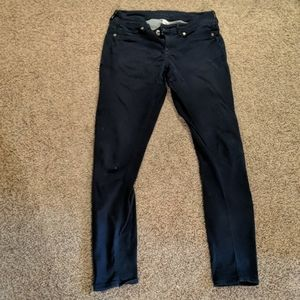 Colored skinny pants